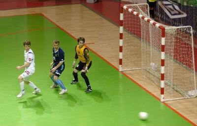 Игровые виды спорта футбол