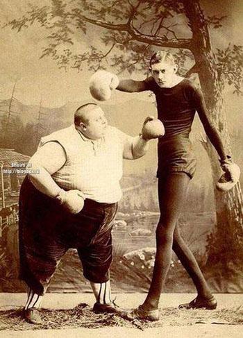 боксерские бои видео: