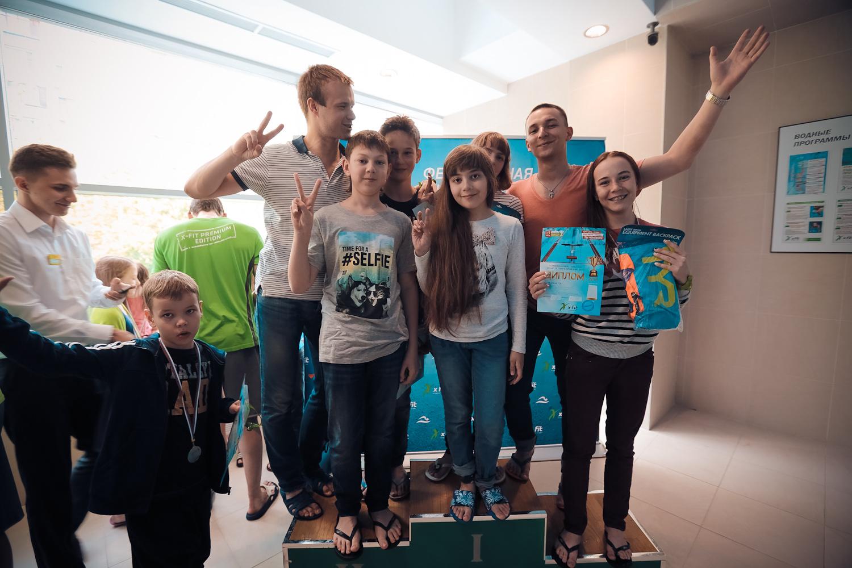 Самарские пловцы на чемпионате России завоевали